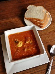 lenoir county fish stew gastronome's table